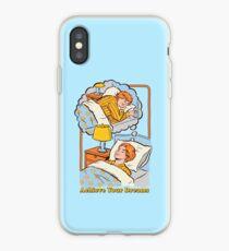 Erreiche deine Träume iPhone-Hülle & Cover