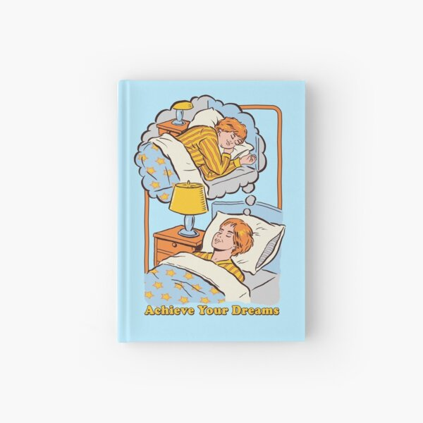 Achieve Your Dreams Hardcover Journal