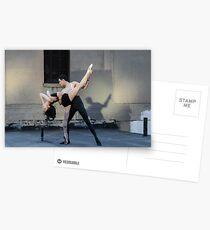Ballett Postkarten