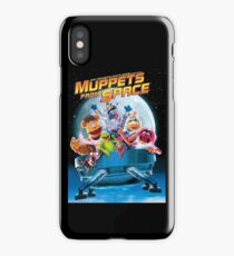 Muppets space iPhone Case