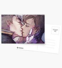 Love, Like Lightning Postcards