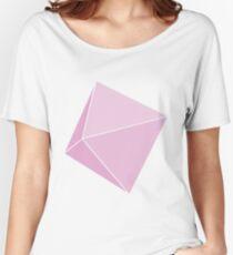 Pink d8 Women's Relaxed Fit T-Shirt