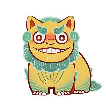 SMT Shiisa by happycricketbox