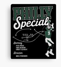 philly special Canvas Print