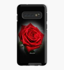 Stardust Rose ~ Look How You Shine! Case/Skin for Samsung Galaxy