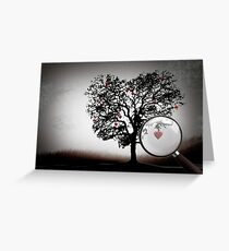 Love Tree Greeting Card