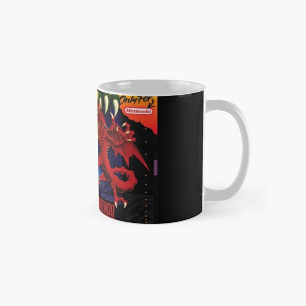 Super Metroid Classic Mug