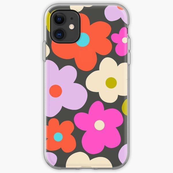 Spring - Dark Grey iPhone Soft Case