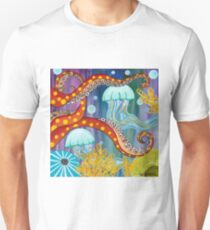 Flow like a Jelly fish T-Shirt