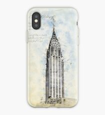 Crysler Building, New York USA iPhone Case