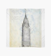 Crysler Building, New York USA Scarf
