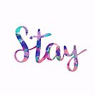 Stay by Nathalie Himmelrich