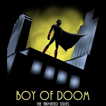 Boy of Doom! by jozvozdesign