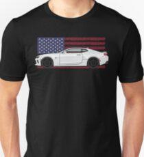 16-17 white Unisex T-Shirt