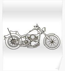 Dirt Bikes Drawing