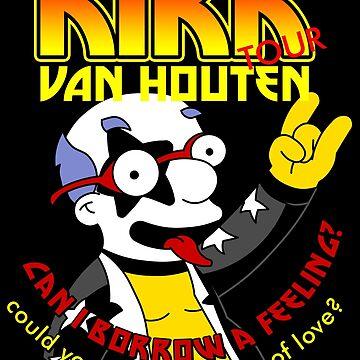 Kirk Van Houten by goatxa