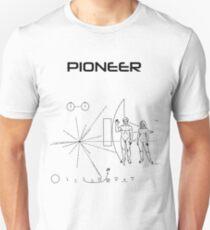 Pioneer Program - Black Ink Unisex T-Shirt