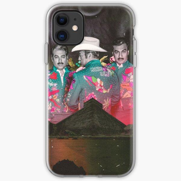 Los Tigres Del Norte - Recultura 014 iPhone Soft Case