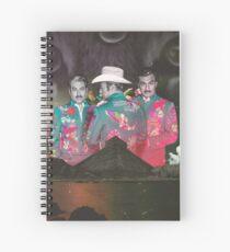 Los Tigres Del Norte - Recultura 014 Spiral Notebook