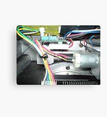 Gadgets on Steroids -1 Canvas Print