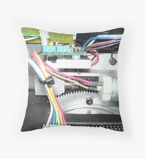 Gadgets on Steroids -1 Throw Pillow
