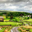 Ravenstonedale Village Yorkshire Dales National Park by Paul Thompson Photography