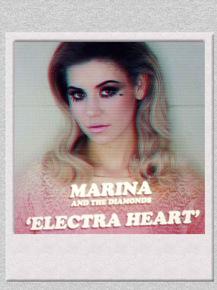 Marina und die Diamanten Polaroid von Nadeshico