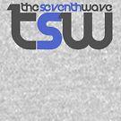 the seventh wave logo by tonyadamo