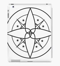 Compass iPad Case/Skin