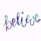 Believe by Nathalie Himmelrich