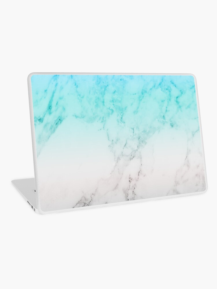 Marble Aesthetic Wallpaper Laptop Skin By Warddt Redbubble