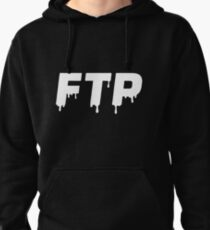Fuckthepopulation FTP Pullover Hoodie