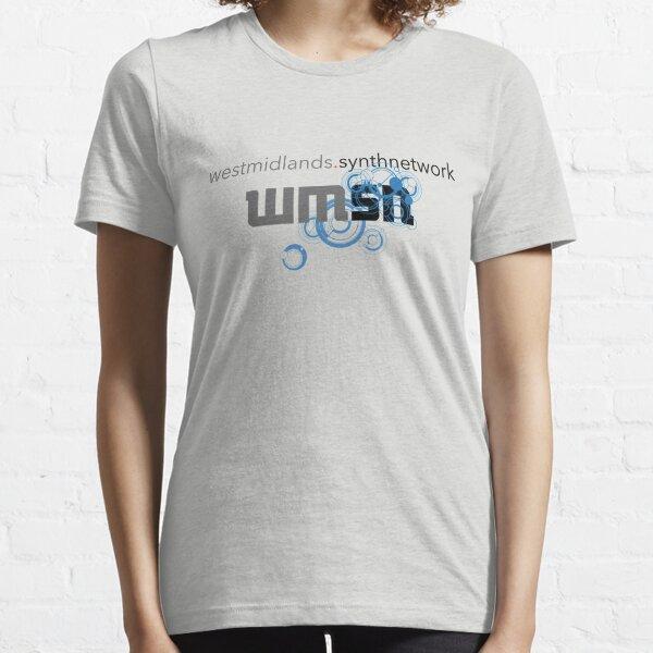 West Midlands Synth Network logo Essential T-Shirt