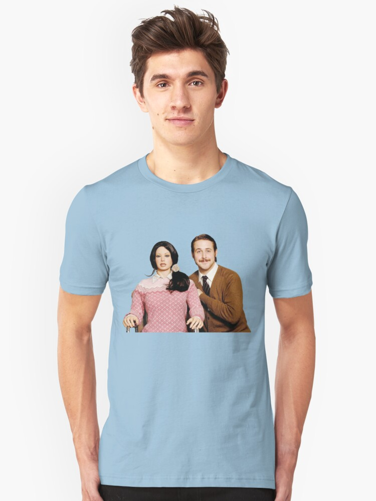 Lars and Bianca Unisex T-Shirt Front