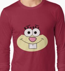 Cheeky Sandy Long Sleeve T-Shirt