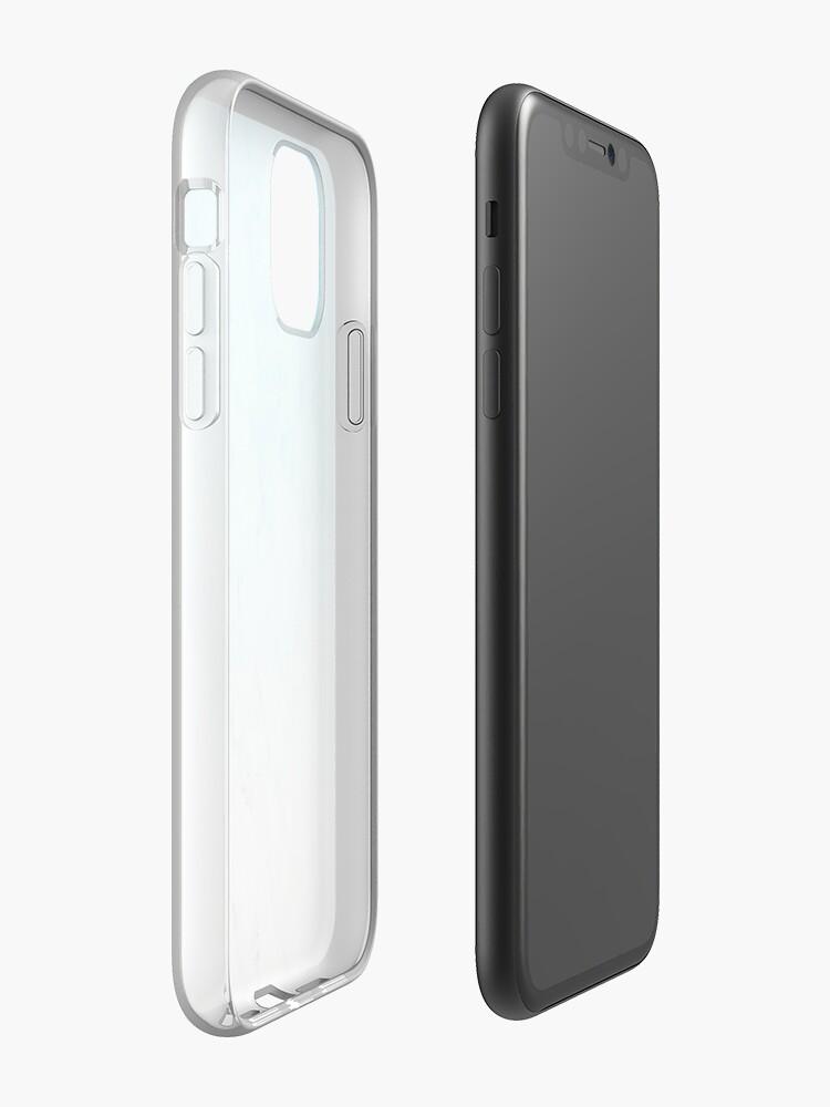 Coque iPhone «Design esthétique en marbre», par warddt