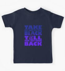 Take Me Out To The Black Kids Tee