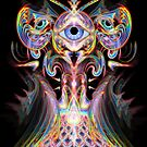 Unfolding Vision by Louis Dyer