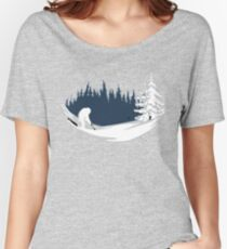 Abominable Golf Women's Relaxed Fit T-Shirt