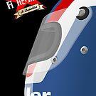 PATRICK DEPAILLER CLASSIC HELMET by Cirebox