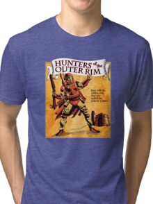 Bounty Hunters of the Outer Rim Tri-blend T-Shirt