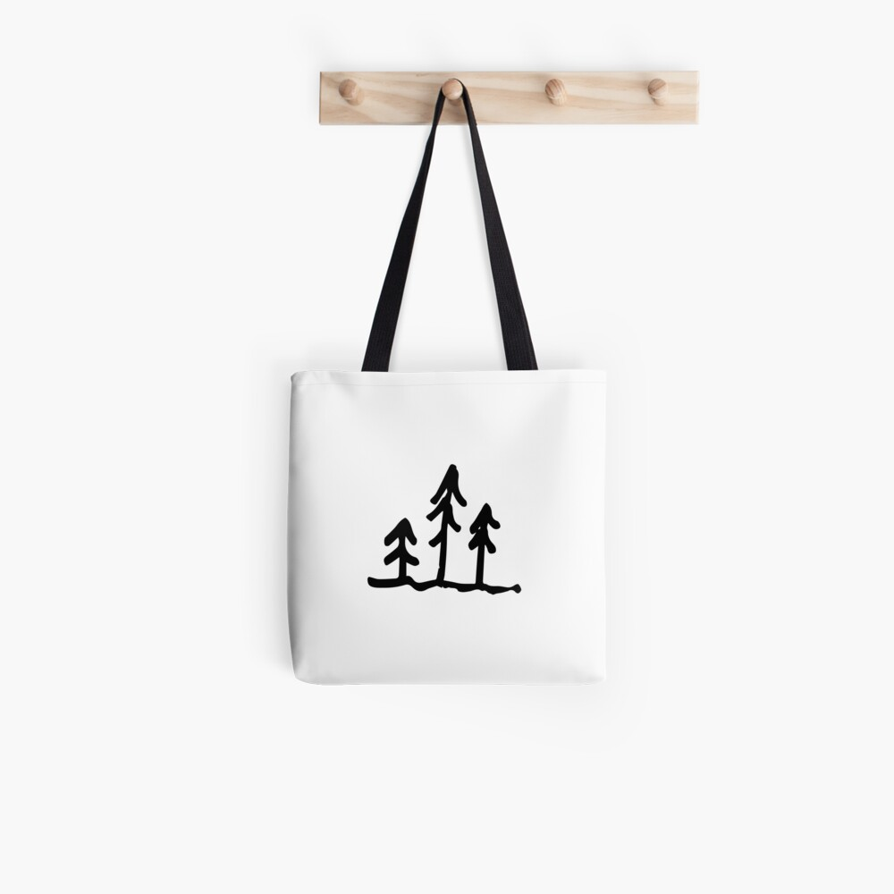 Knits From The Woodlot Tote Bag