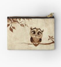 Doodle Series - Owl Pouch Studio Pouch