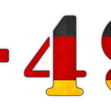 Germany Country Code +39 Tshirt by ChillDesign