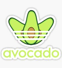 Avocado Originals Sticker