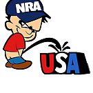 The NRA pisses on America by borderbandit