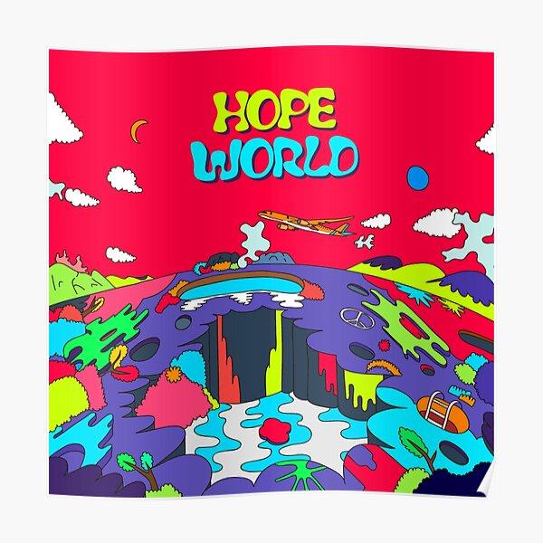 J-hope Hope World mixtape Poster
