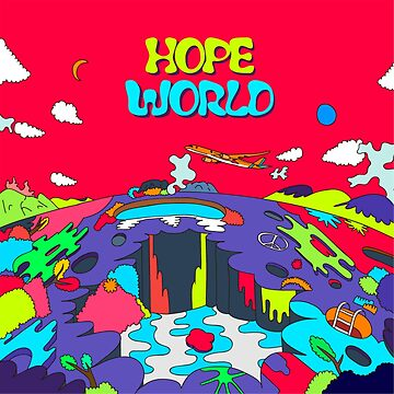 J-hope Hope World mixtape de KatieSaunders00