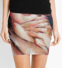 All that glitters... Mini Skirt