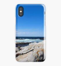 Nova Scotia Ocean Beach iPhone Case